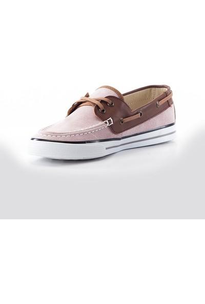 Shoepink Classy Keten Ayakkabı