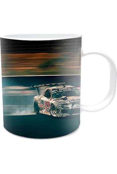Fotografyabaskı Mazda Beyaz Kupa Bardak Baskı