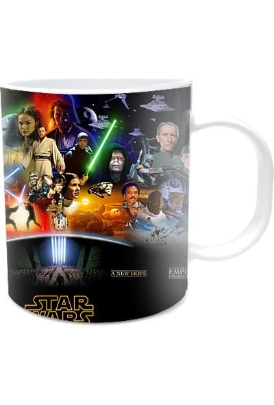 Fotografyabaskı Star Wars 11 Beyaz Kupa Bardak Baskı