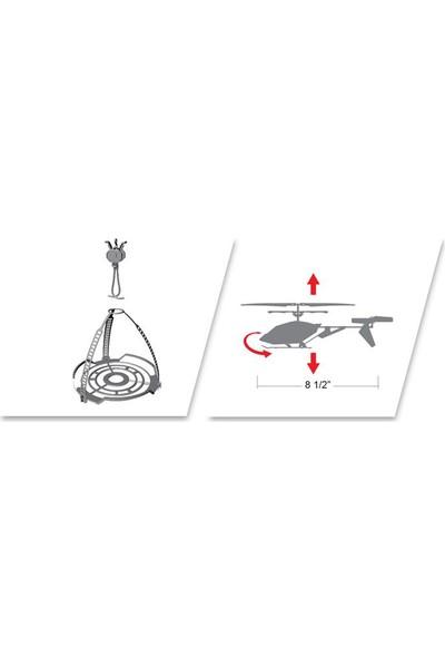 Silverlit Heli Combat Kumandalı Helikopter Mavi 2CH