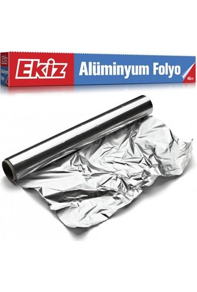 Ekiz Aliminyum Folyo 45Cm 350 Mas 1750 Gram