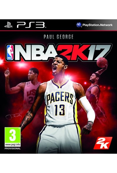 2kgames Ps3 Nba 2k17