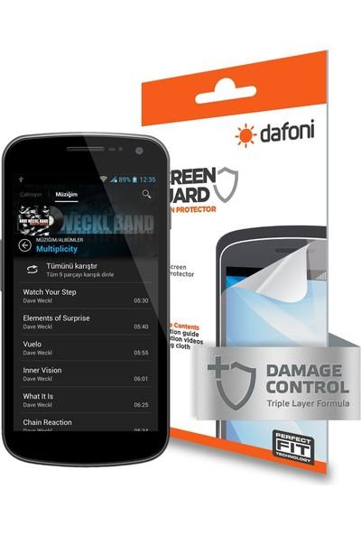 Dafoni General Mobile Discovery Darbe Emici Ekran Koruyucu Film