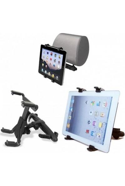 Appa Araç İçi Koltuk Arkası Tablet Tutucu Universal Dvd-C An-9861