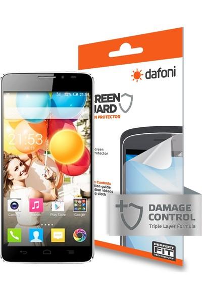 Dafoni General Mobile Discovery 2 Darbe Emici Ekran Koruyucu Film