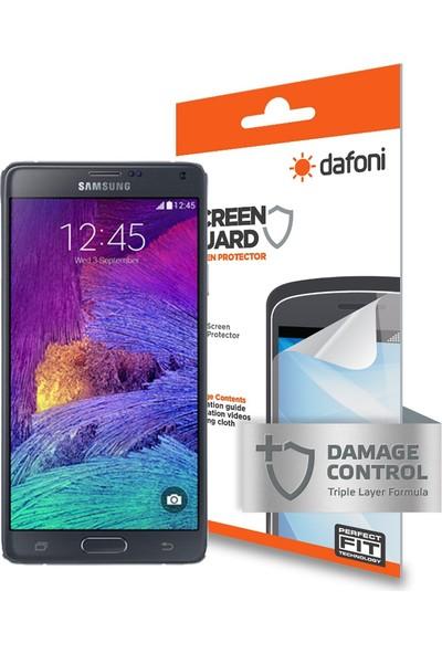 Dafoni Samsung N9100 Galaxy Note 4 Darbe Emici Ekran Koruyucu Film