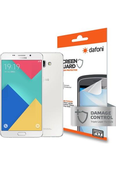 Dafoni Samsung Galaxy A9 Ön + Arka Darbe Emici Ekran Koruyucu Film