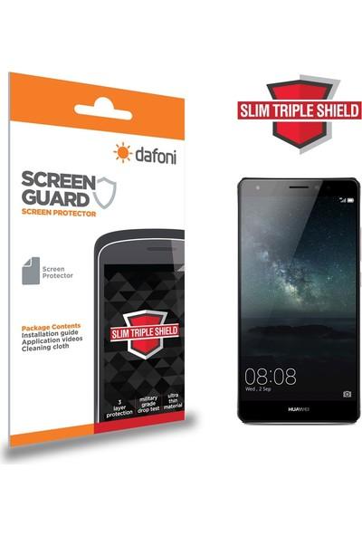 Dafoni Huawei Ascend Mate S Slim Triple Shield Ekran Koruyucu