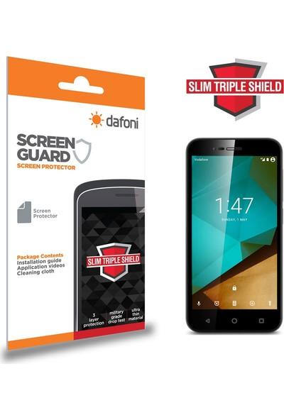 Dafoni Vodafone Smart 7 Style Slim Triple Shield Ekran Koruyucu