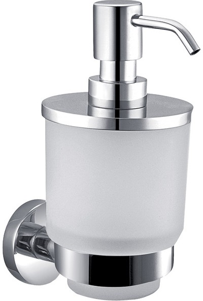 Bocchi Piave Sıvı Sabunluk Krom