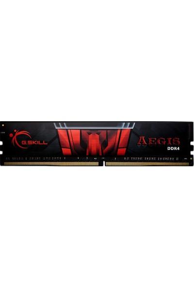 GSKILL Aegis DDR4-2133Mhz CL15 8GB (1x8GB) (15-15-15-35) 1.2V (F4-2133C15S-8GIS)