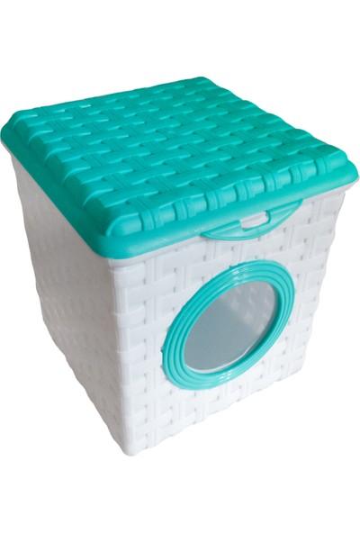 Poyraz Plastik Çok Amaçlı Deterjan Ve Aksesuar Kutusu