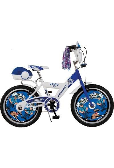 Borabay Kod 335 Police Çocuk Bisikleti