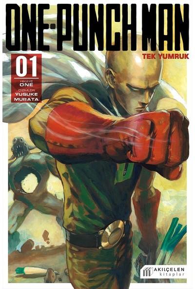One-Punch Man (Cilt 1)