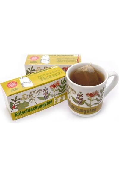 Entschlackungstee Form Bitkisel Karışım Çayı