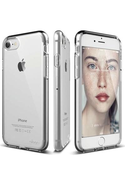 Elago iPhone 7 Kılıf Cushion Ultra Koruma Şeffaf