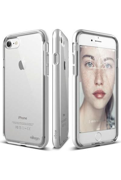 Elago iPhone 7 Kılıf Dualistic Bumper Beyaz