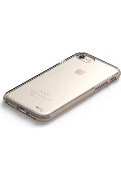 Elago iPhone 7 Kılıf Dualistic Bumper Gold