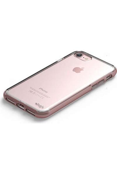 Elago iPhone 7 Kılıf Dualistic Bumper Rose Gold