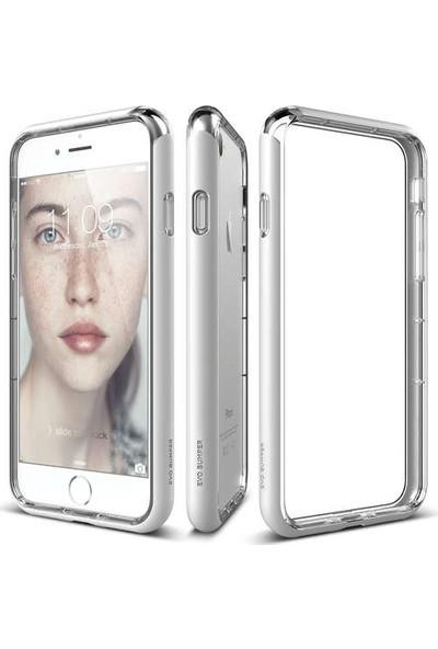Elago iPhone 7 Kılıf Bumper Beyaz