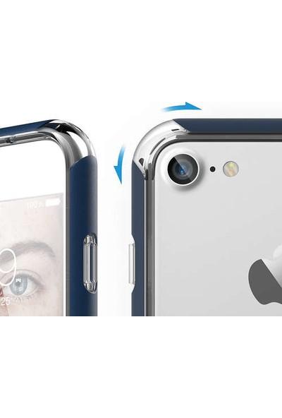 Elago iPhone 7 Kılıf Bumper Lacivert