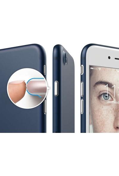 Elago iPhone 7 Kılıf İnner Core Ultra İnce 0.3mm Lacivert
