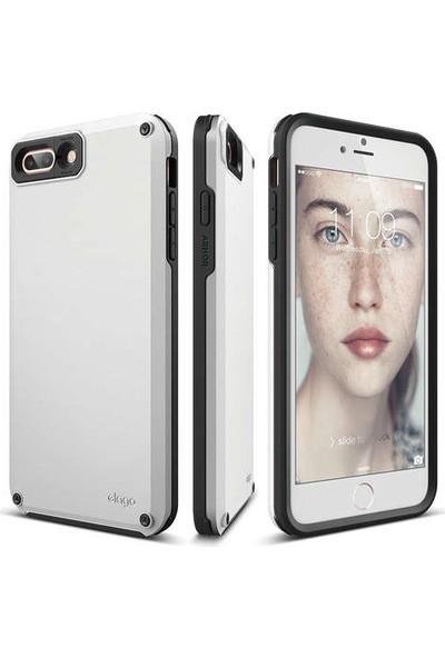 Elago iPhone 7 Plus Kılıf Armor Anti Şok Darbe Korumalı Beyaz