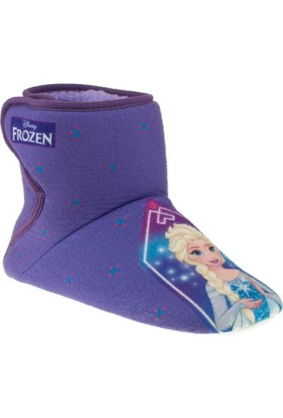 Frozen Sera Mor Çocuk Panduf