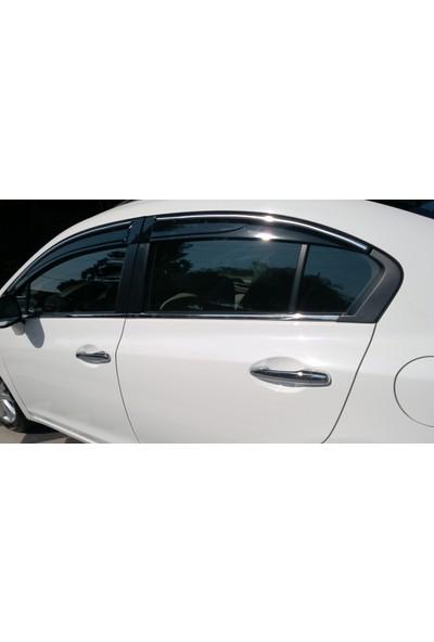 Civic Honda 2012 - Sonrası Cam Alt Çıtası