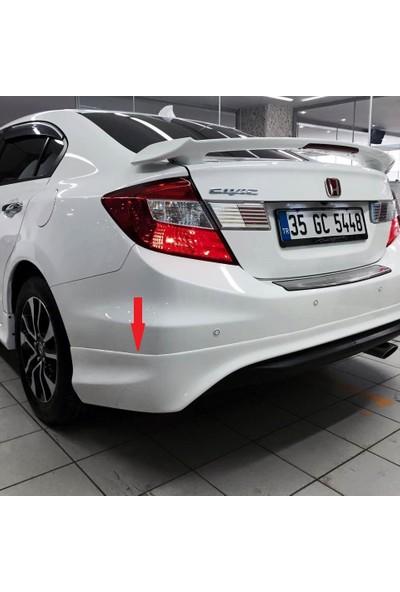 Civic Honda 2012-Sonrası Modulo Body Kit - Boyasız