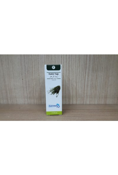 Blue Ocean Kekik Yağı 20 ml