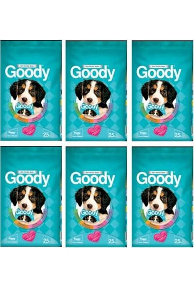 Goody 6 Adet 2,5 Kg Yavru Köpek Maması