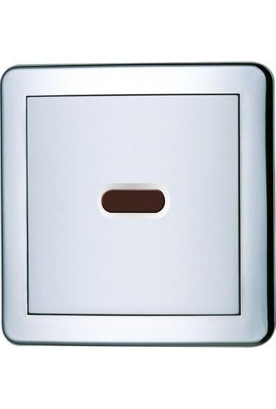 Creavit Fotoselli Pisuvar Musluğu Pilli Ve Elektrikli Sıva Altı Montajlı