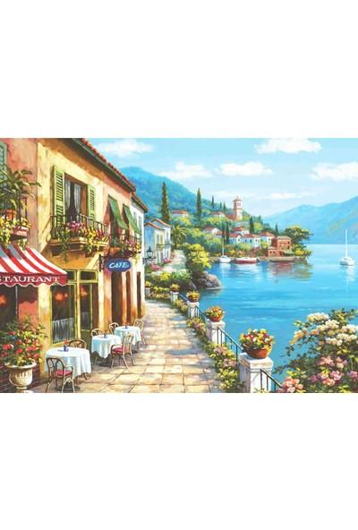 Anatolian 3000 Parça Cafe Manzara Puzzle