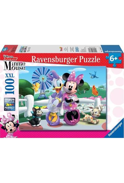 Ravensburger 100 Parçalı Puzzle Want Disney Minnie-108817