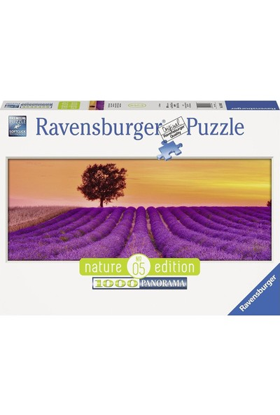Ravensburger 150687 Lavanta Panoramik Puzzle (1000 Parça)