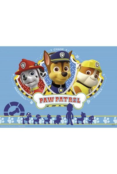 Ravensburger 2x15 Parça Paw Patrol Çocuk Puzzle
