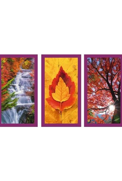 Ravensburger 163281 Sonbahar Yaprakları 3 x 500 Parça Puzzle