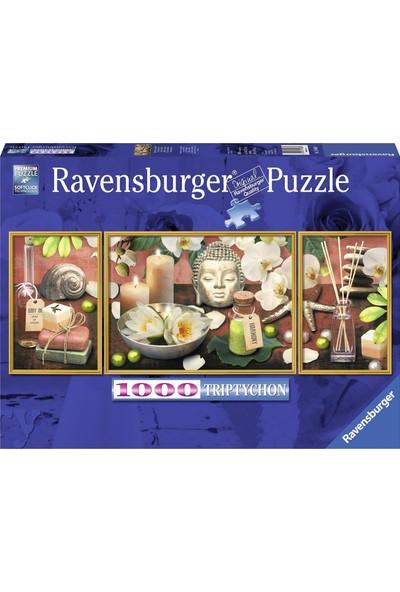 Ravensburger 194889 Harmoni Üçlü Puzzle (1000 Parça)