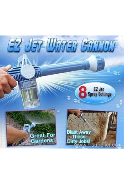 EZ Water Jet Deterjanlı 8 Farklı Basınçlı Su Tabancası