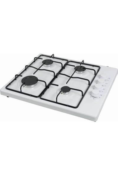 Luxell Lx-420 Beyaz Emayeli (Lpg)
