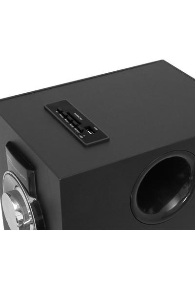 Frisby FS-6100 2.1 CH USB Hoparlör Sistemi
