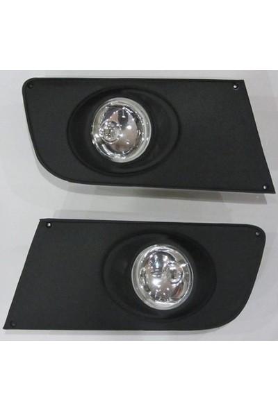 G-Plast Vw Amarok Siyah Sis Farı Lambası Seti 2Li Gplast