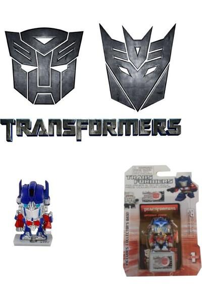 Igs Transformers Optimus Prime Movie Mini Figür