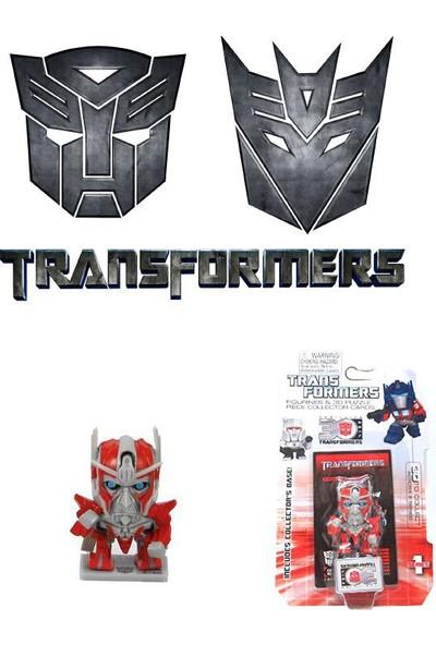 Igs Transformers Sentinel Movie Mini Figür