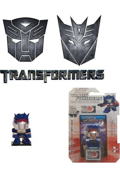 Igs Transformers Soundwave Generation 1 Mini Figür