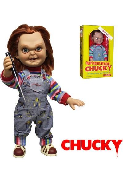 Mezco Toyz Child'S Play Good Guy Chucky With Sound Konuşan Chucky
