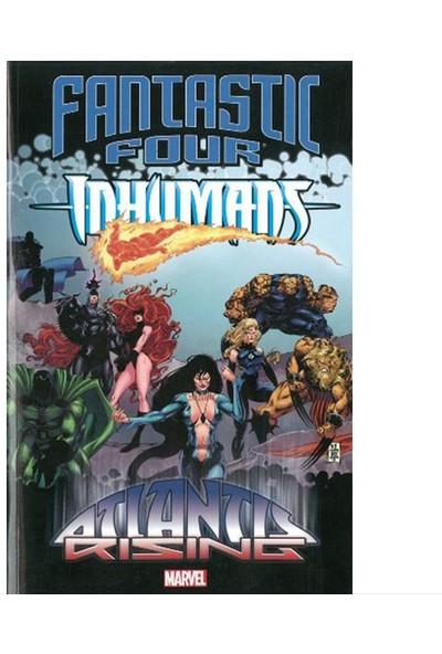 Marvel Comics Fantastic Four Inhumans Tp Atlantis Rising