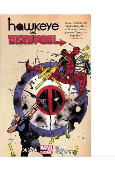 Marvel Comics Hawkeye Vs Deadpool Tp
