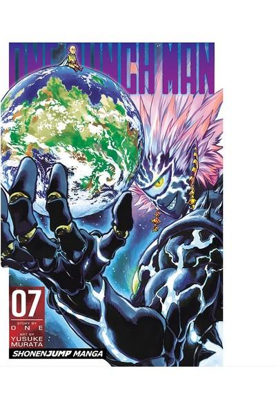 Viz Media One Punch Man Gn Vol 07 (C: 1-0-1)